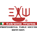 Extreme Works - Professional Table Soccer Diffusion